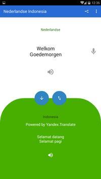 Dutch Indonesian Translator poster