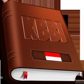 KBBI offline Zeichen