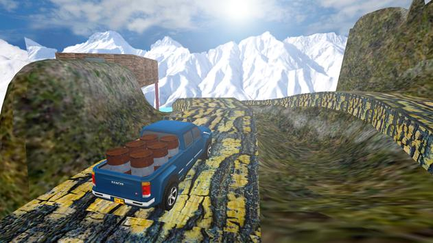 Transport With 4x4 Loads Truck screenshot 4