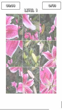 เกมส์ดอกไม้ จิ๊กซอ ต่อภาพ poster