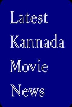 Latest Kannada Movie News poster