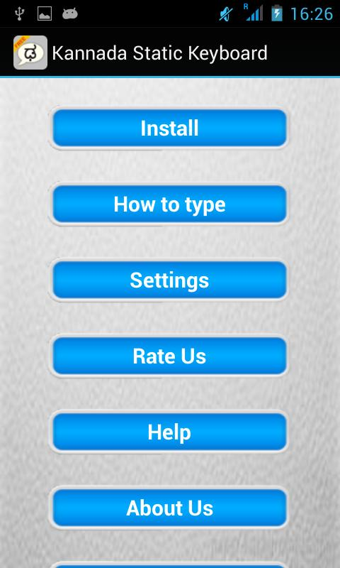 Kannada Static Keypad IME for Android - APK Download
