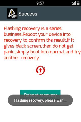 Recovery Flasher for Android - APK Download