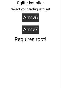 Sqlite installer for root 海报
