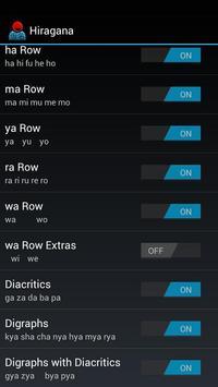 KanaBuddy apk screenshot