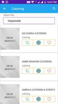 Online Amaravati screenshot 6