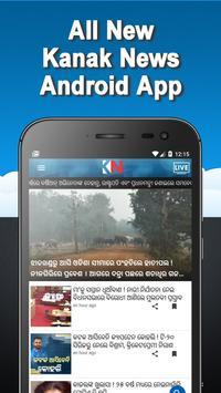 Kanak  News poster