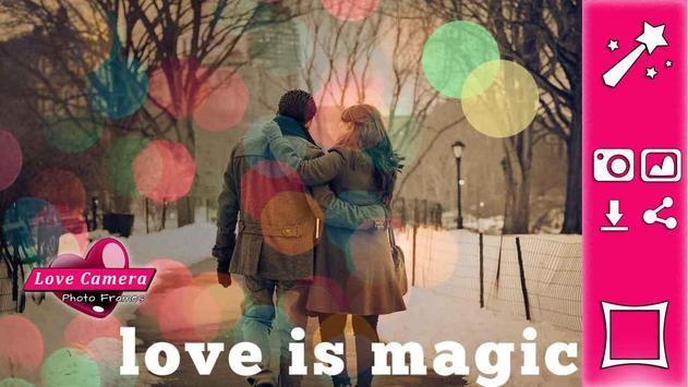 Love Camera Photo Frames apk screenshot