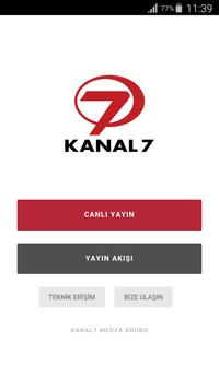 Kanal 7 poster