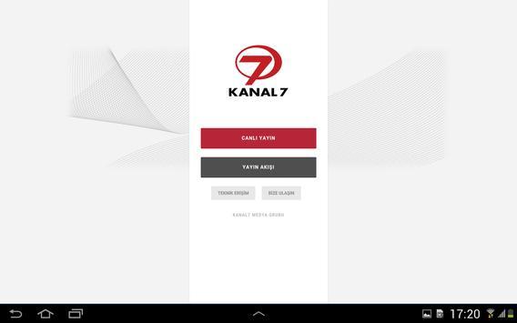 Kanal 7 apk screenshot