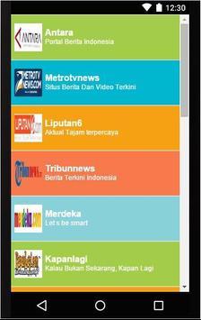 Kanal Berita Indonesia poster