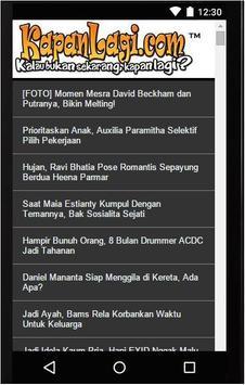 Kanal Berita Indonesia apk screenshot
