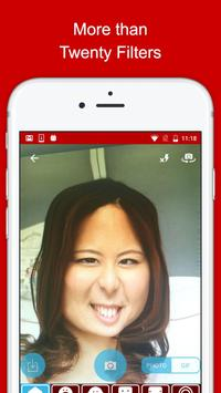 Ugly Camera - funny selfie apk screenshot