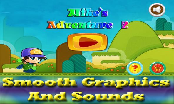 Mike's Adventure 2 apk screenshot