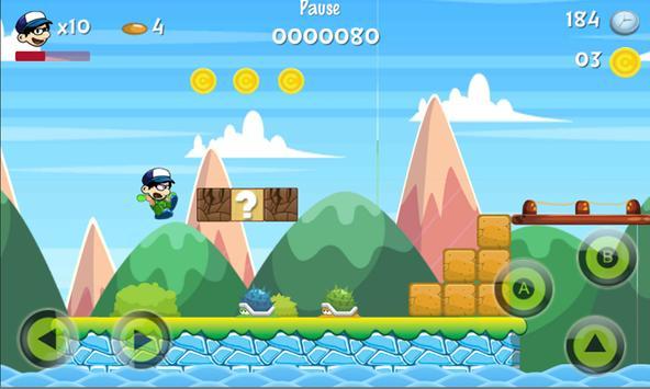 Super Billy's World apk screenshot