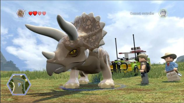 FastCheat Lego Jurassic World's screenshot 2