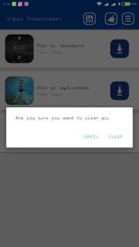 Quick Downloader For Instagram - Video & Photo apk screenshot