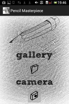 Pencil Sketch Free poster