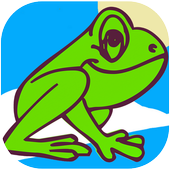 Cool Jumper Frog Game icon