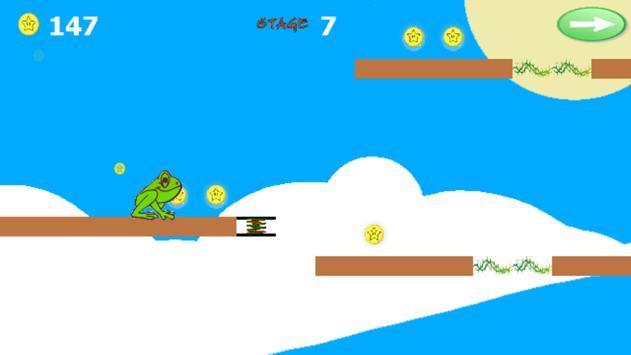Cool Jumper Frog Game poster