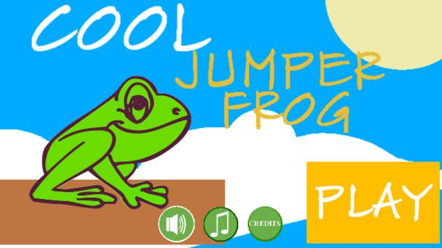 Cool Jumper Frog Game screenshot 3
