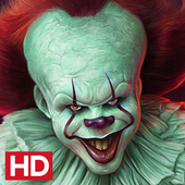 😍 Pennywise Wallpapers HD | 4K Backgrounds 🔥🔥 icon