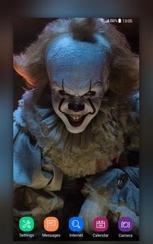 😍 Pennywise Wallpapers HD | 4K Backgrounds 🔥🔥 poster