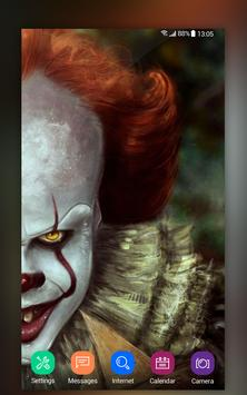 😍 Pennywise Wallpapers HD | 4K Backgrounds 🔥🔥 screenshot 1
