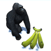 This is my banana icon