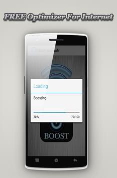 Internet Speed Booster Prank apk screenshot