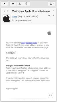 apple mail download for android