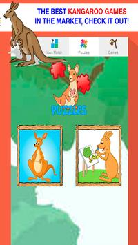 kangaroo games for kids free screenshot 4