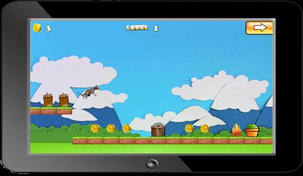 Kangaroo Jungle Run apk screenshot