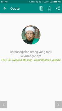 Quotes Para Kyai screenshot 4