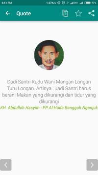 Quotes Para Kyai screenshot 5