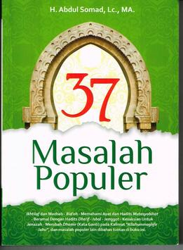 USTADZ ABDUL SOMAD MENJAWAB Poster