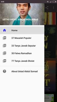 USTADZ ABDUL SOMAD MENJAWAB screenshot 1