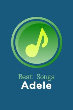 New Adele Songs poster