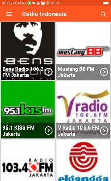 RADIO FM INDONESIA TERLENGKAP! poster