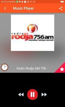 RADIO FM INDONESIA TERLENGKAP! apk screenshot