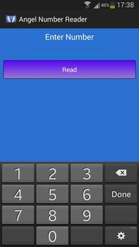 Angel Number Reader screenshot 1