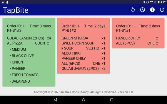TapBite screenshot 3