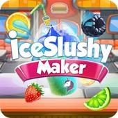 Ice Slushy Maker Rainbow icon