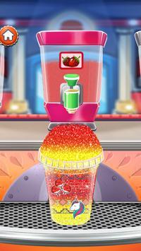 Ice Slushy Maker Rainbow screenshot 3