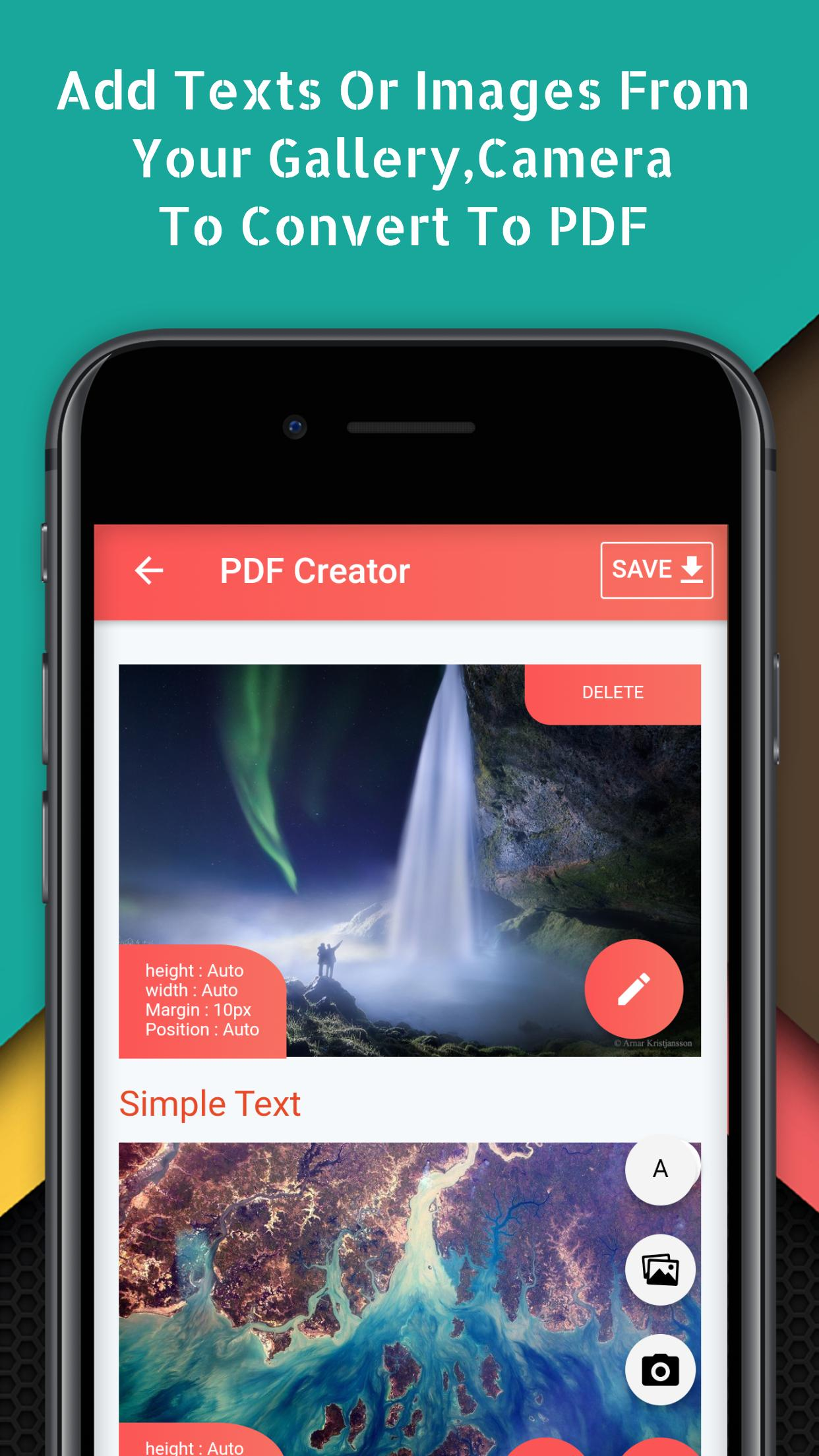 Clear Scanner Pro : Scan images into PDF Documents for