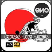 HD Kansas City Chiefs Wallpaper icon