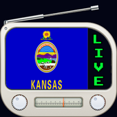 Kansas Radio Fm 19+ Stations | Radio Kansas Online icon
