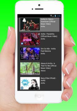 Anitta - Vai, Malandra ft. MC Zaac, Maejor Musica screenshot 5