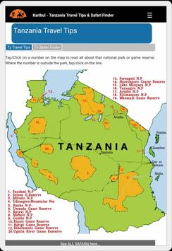 Tanzania Travel Tips screenshot 2