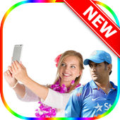 Selfie With Dhoni icon